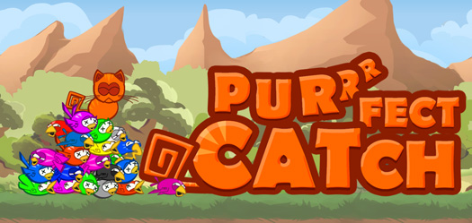 Purrrfect Catch thumbnail